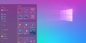 Microsoft показала новый «Пуск» и адаптивную панель задач Windows 10
