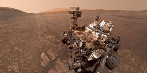 Видео дня: документальные кадры с поверхности Марса в 4K