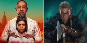 Презентация Far Cry 6, геймплей Assassin's Creed Valhalla и другие анонсы с Ubisoft Forward