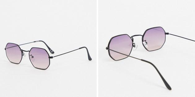 Солнцезащитные очки Asos Design