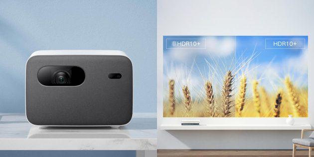 Xiaomi представила новый проектор с поддержкой 8K и AirPlay