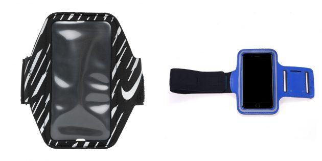 Чехлы для смартфона на руку