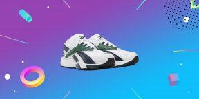 Выгодно: крутые кроссовки Reebok со скидкой 50%