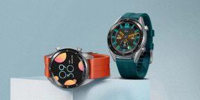 Цена дня: смарт-часы Huawei Watch GT (46 мм) за 6302 рубля