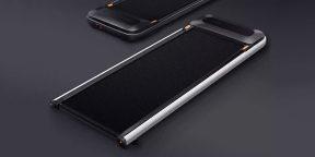 Xiaomi выпустила компактную беговую дорожку стоимостью около 10 тысяч рублей