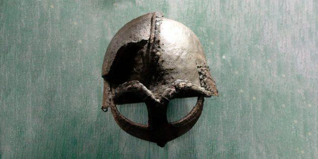 Заблуждения о викингах: они носили рогатые шлемы
