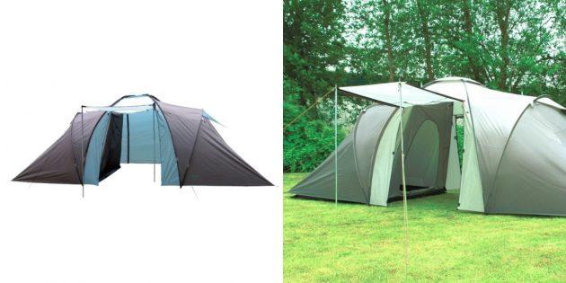 Палатки: Green Glade Konda 4