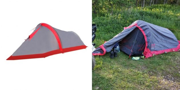 Палатки: Tramp Bike 2 (V2)