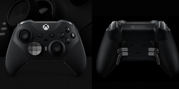 Геймпад Microsoft Xbox Elite Wireless Controller