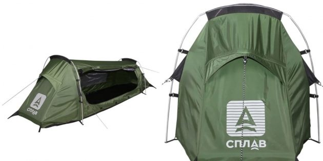 Палатки: «Сплав» Kaiten