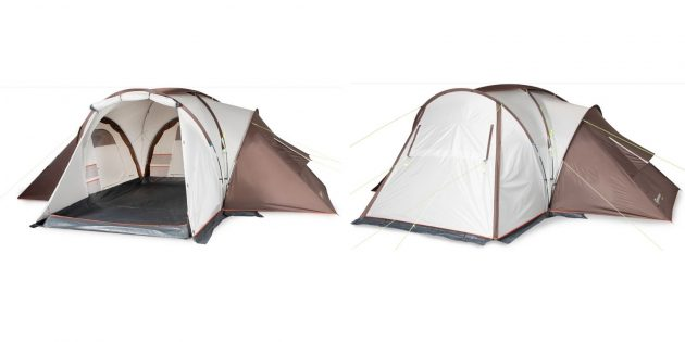 Палатки: Outventure Dalen 6