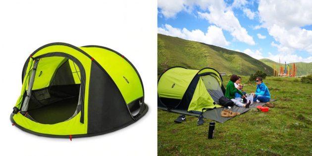 Палатки: Xiaomi ZaoFeng Camping Tent