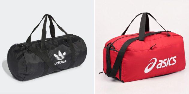 Что подарить мужчине на день рождения: спортивная сумка