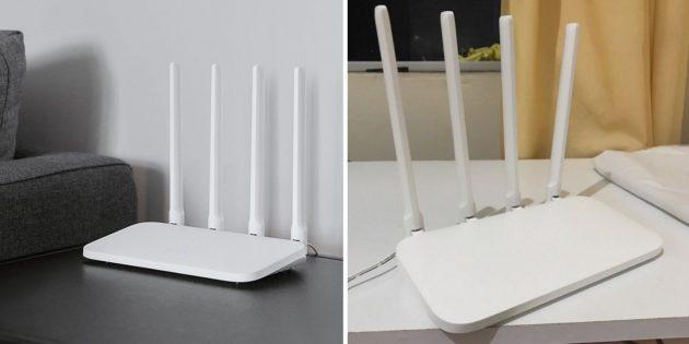 Wi-Fi-роутеры: Xiaomi Mi Router 4C
