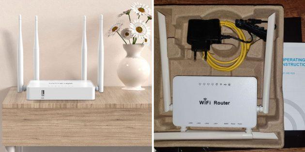 Wi-Fi-роутеры: ZBT WE1626