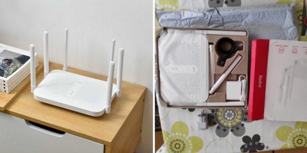 Wi-Fi-роутеры: Xiaomi Redmi AC2100