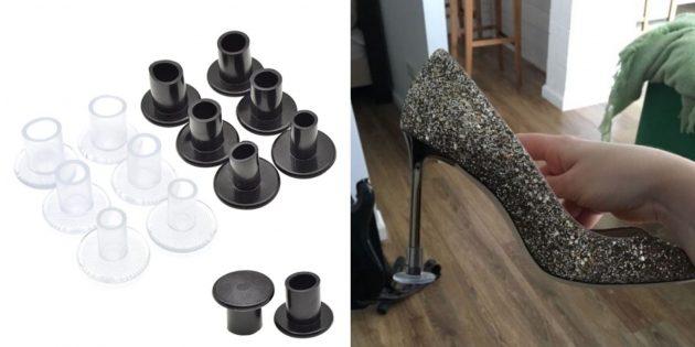 Протекторы для каблуков