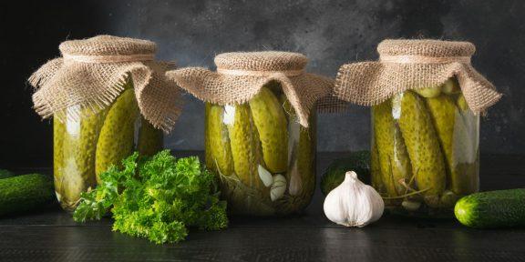 Как замариновать или засолить огурцы, чтобы они получились хрустящими и вкусными