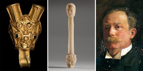 15 таинственных музейных экспонатов со всего мира