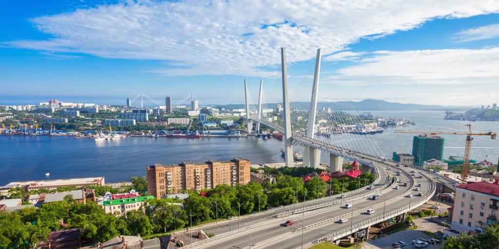 Достопримечательности Владивостока: бухта Золотой рог