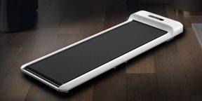 Xiaomi представила самую компактную беговую дорожку WalkingPad S1