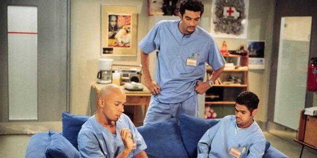 Французские сериалы: «Больничка»