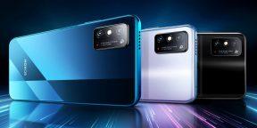 Huawei представила гигантский 7‑дюймовый смартфон Honor X10 Max
