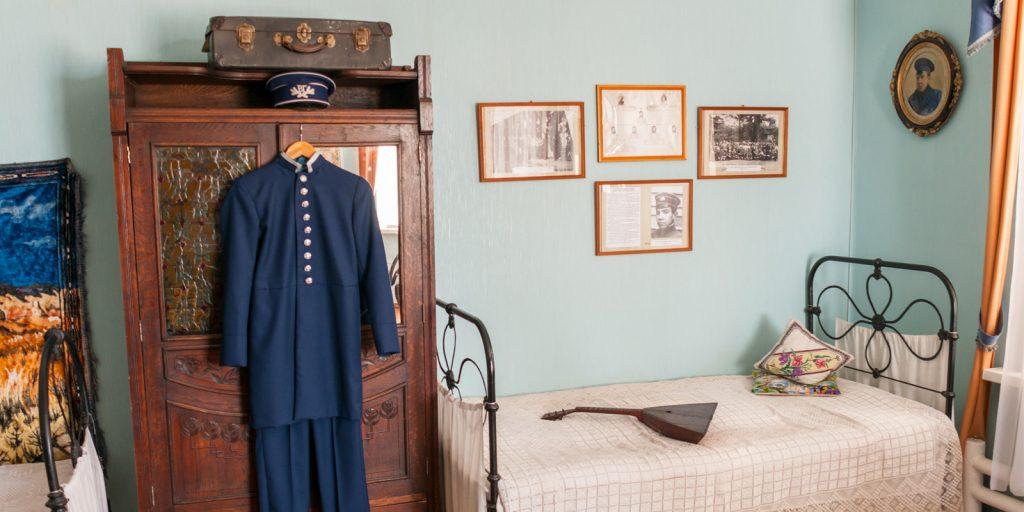 Дом-музей Владимира Арсеньева