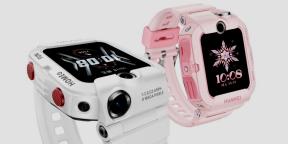 Huawei представила детские смарт-часы с двумя камерами