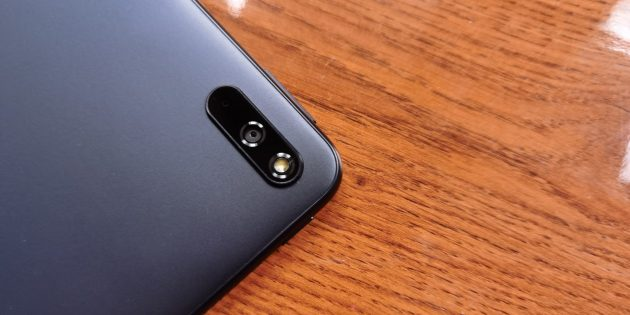 Камера Huawei MatePad 10.4