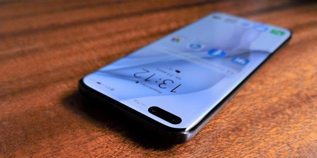 Корпус Huawei P40Pro+