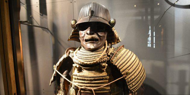 Самураи следовали кодексу Бусидо