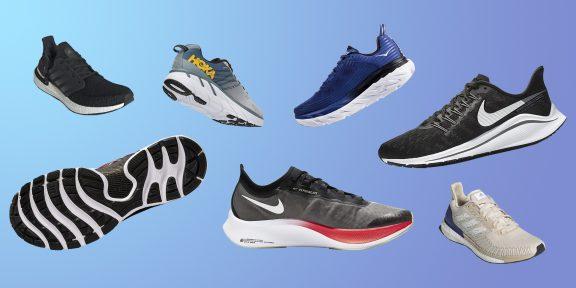 Как выбрать кроссовки для марафона