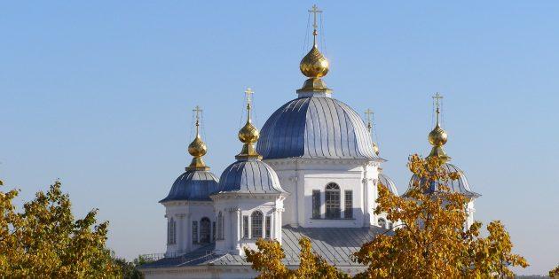 Что посмотреть в Ярославле: Казанский женский монастырь
