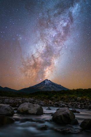 «Извержение вулкана Таранаки», Лори Уинтер