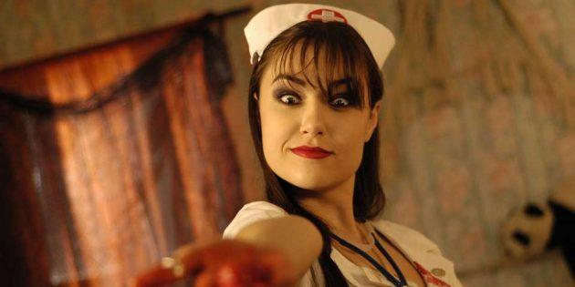 Саша Грей, фильм «Глубокий порез»