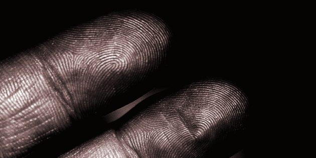 Отпечатки пальцев абсолютно уникальны