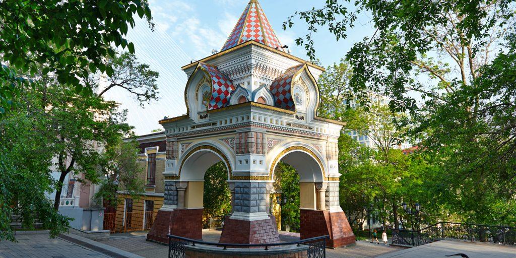 Николаевские Триумфальные ворота