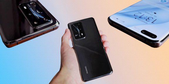 Обзор Huawei P40 Pro+ — смартфона с невероятным зумом и очень высокой ценой
