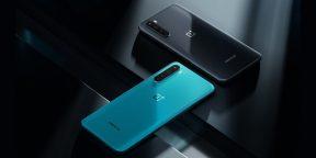 Представлен OnePlus Nord — самый доступный смартфон компании
