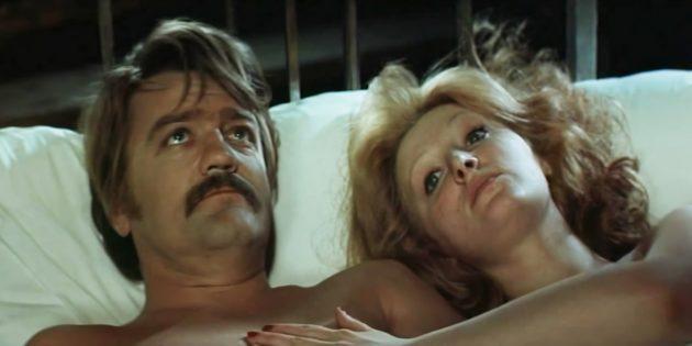Советские фильмы с эротическими сценами: «Осень»