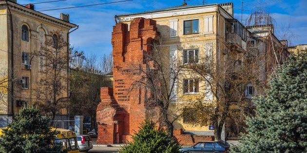 Что посмотреть в Волгограде: дом Павлова
