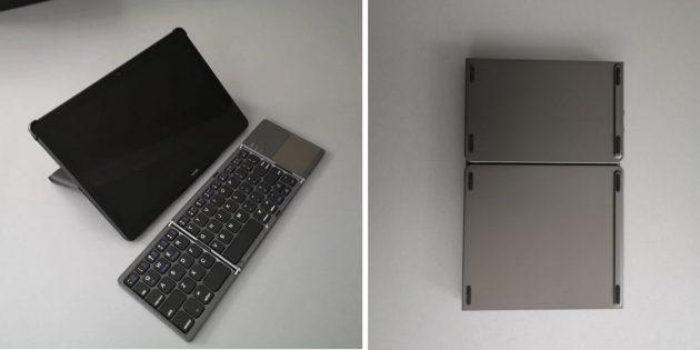 Портативная клавиатура Avatto B033