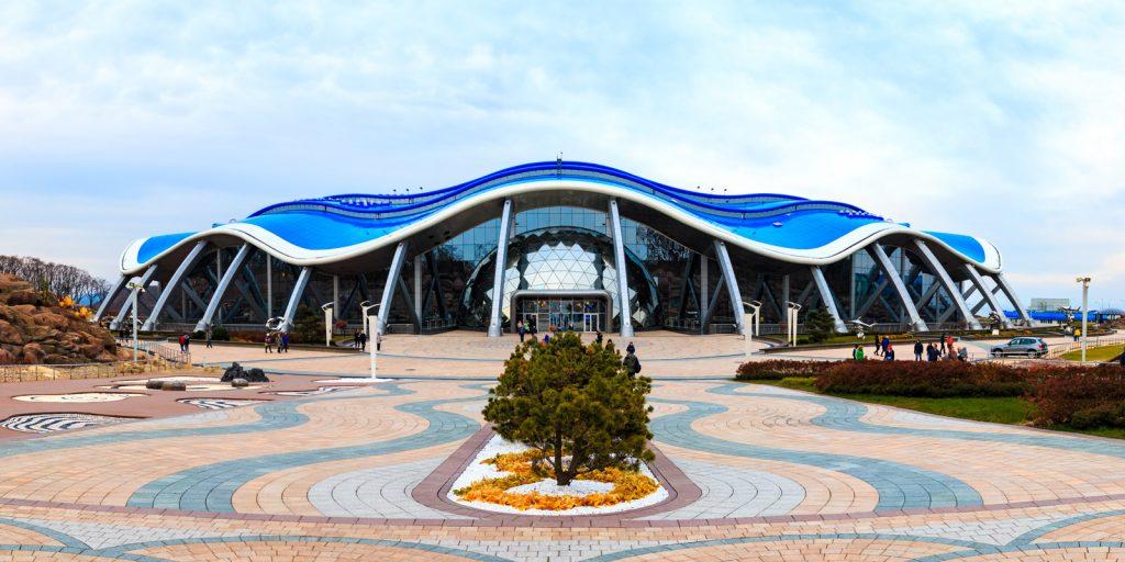 Достопримечательности Владивостока: Приморский океанариум