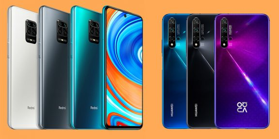 Какой смартфон купить до 20 тысяч рублей? И чтобы с хорошей камерой!