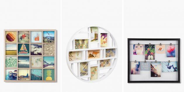 Что подарить на свадьбу: рамки для фотографий