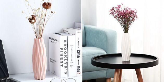 предметы интерьера: ваза