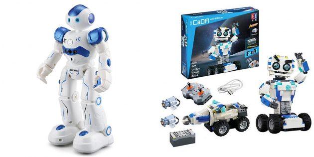 Что подарить мальчику на 5лет на день рождения: робот