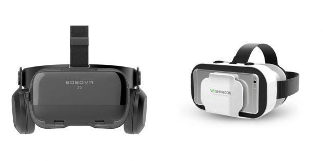 Что подарить мальчику на 5лет на день рождения: очки виртуальной реальности