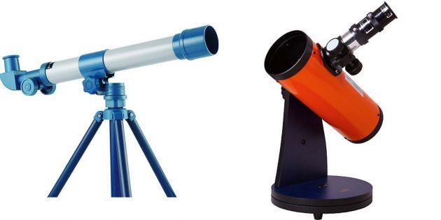 Подарки мальчику на 5лет на день рождения: телескоп